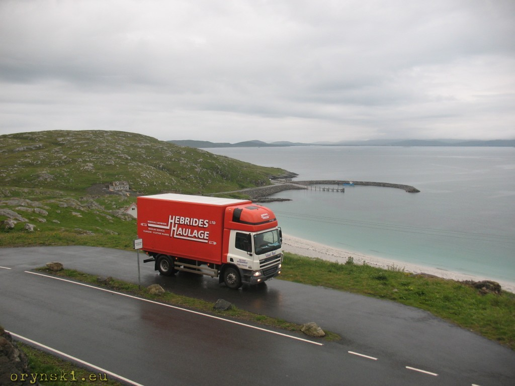 Eriskay Truck Stop