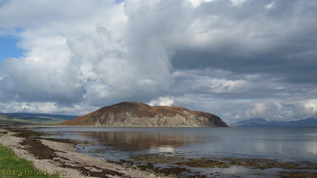 Daavar Island widziana od południa
