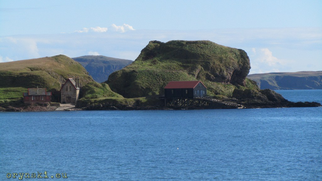 Dunaverty Rock