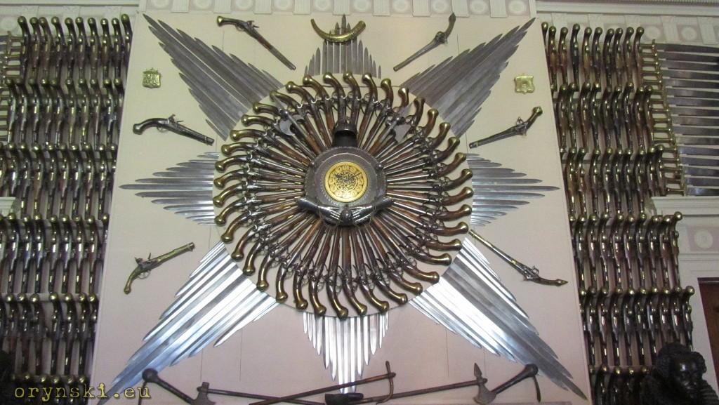 Zbrojownia w Zamku Culzean