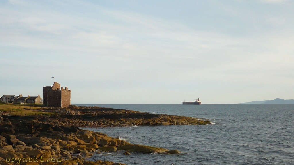 Portencross Castle