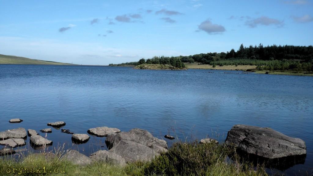 Gryffe Reservoir (fot. Urszula Hałenda)