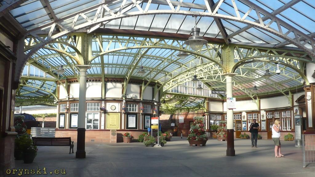 Stacja kolejowa Wemyss Bay