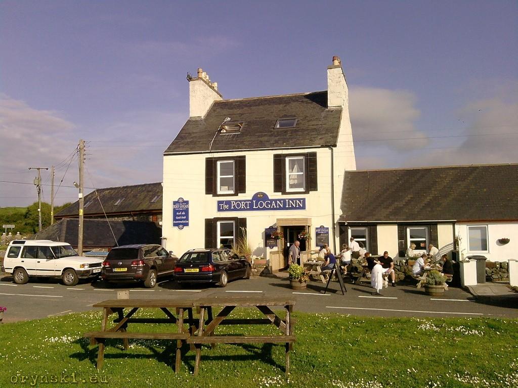The Port Logan Inn
