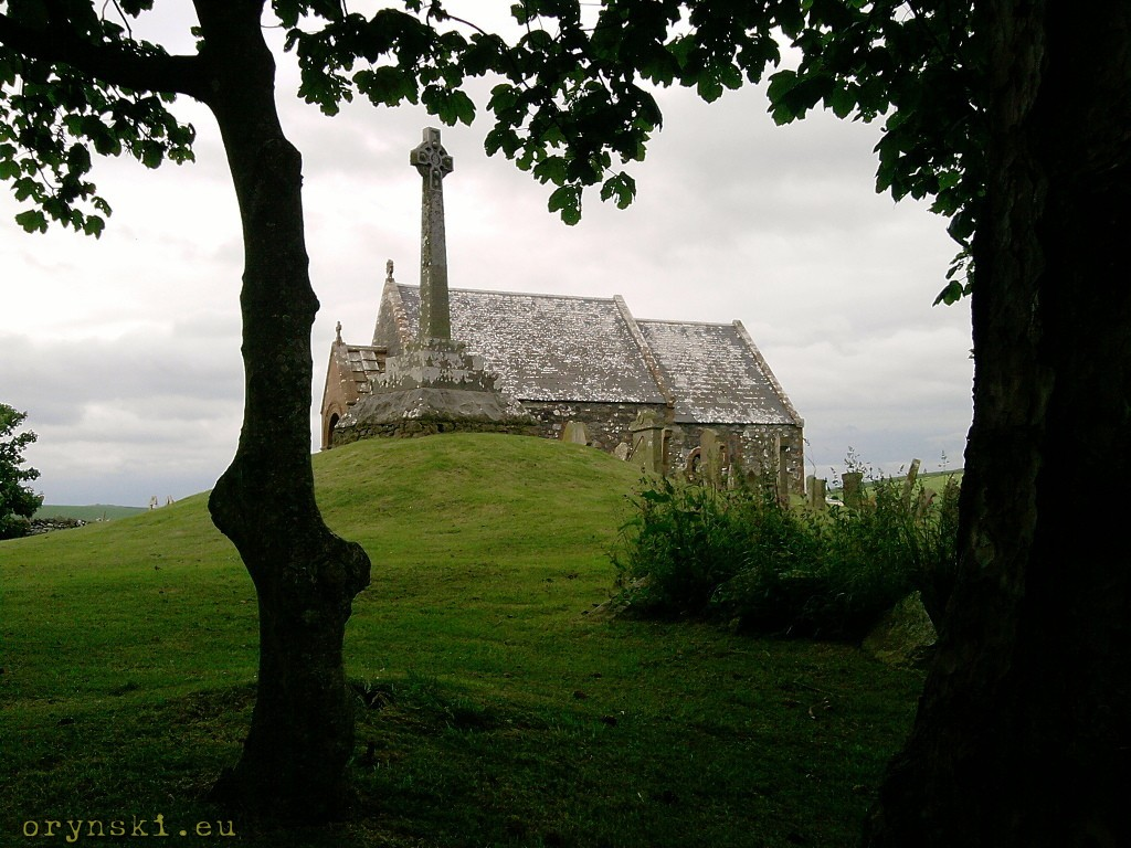Kirkmardine Church