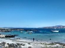 Plaża w Baile Mòr, Iona