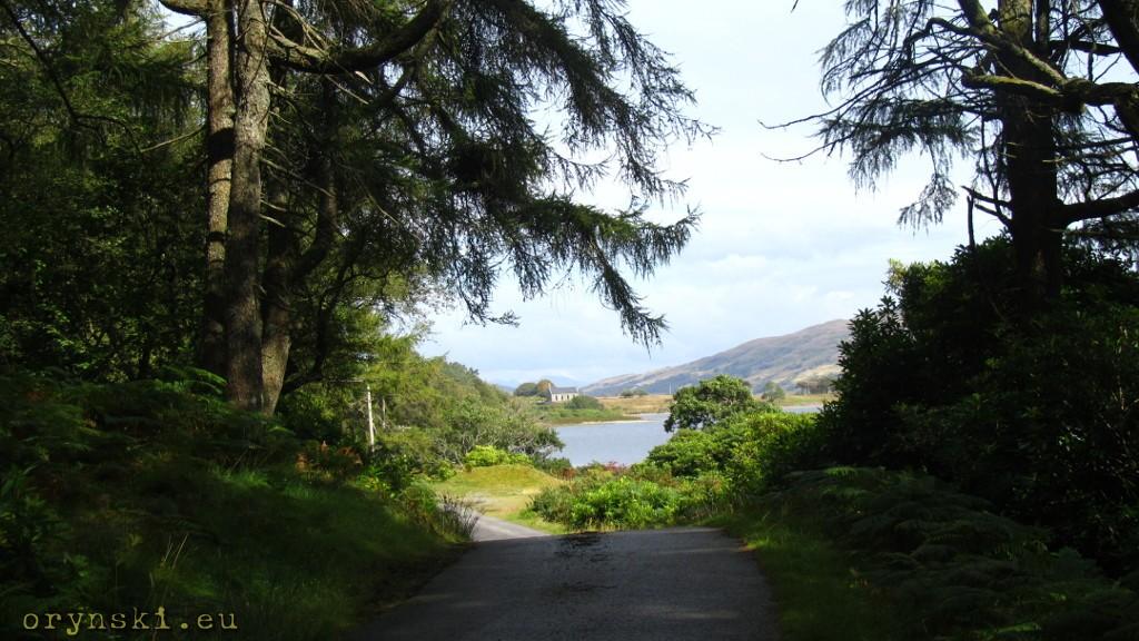 Droga do Lochbuie